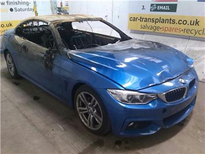 2014 BMW 4 SERIES 420d M Sport