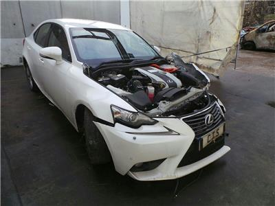 2014 LEXUS IS 300 Luxury Dual VVT-i