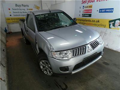 2014 MITSUBISHI L200 4Work Single Cab Di-D 4WD