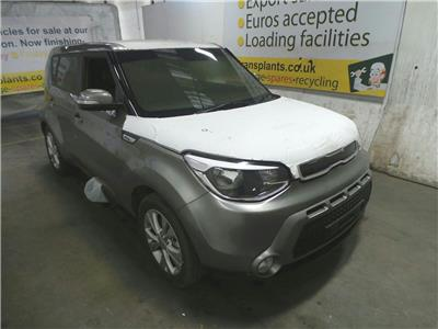 KIA SOUL Connect CRDi