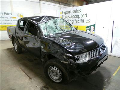 2013 MITSUBISHI L200 4Work Double Cab