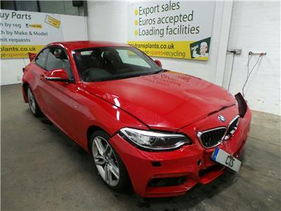 2016 BMW 2 218d M Sport