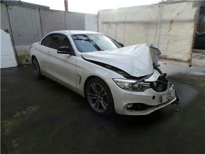 2016 BMW 4 SERIES 420d Sport