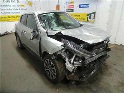 2016 NISSAN JUKE Tekna Pure Drive dCi