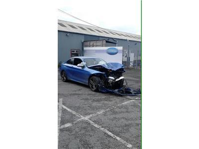 2014 BMW 2 220d M Sport