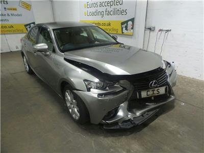 2013 LEXUS IS 300 Luxury Dual VVT-i