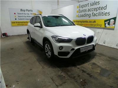 2015 BMW X1 sDrive18d SE
