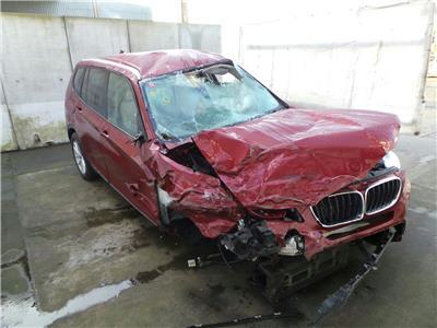 2012 BMW X3 xDrive20d SE 4WD