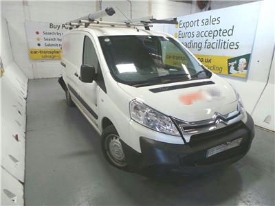 2014 CITROEN DISPATCH L1H1 1200KG Level 1