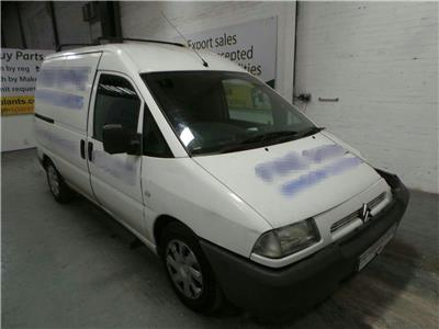 2003 CITROEN DISPATCH 900 2 0TD HDi
