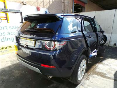 2017 LAND ROVER DISCOVERY HSE TD4 180 4WD