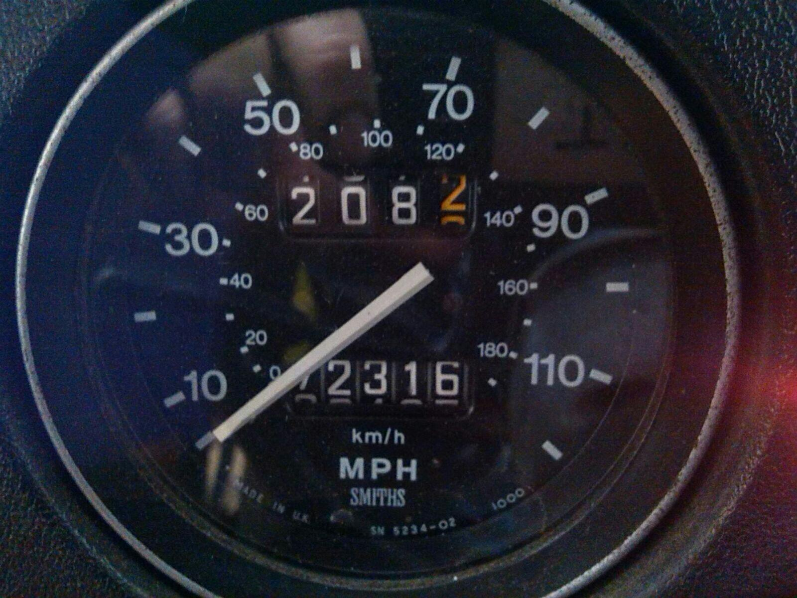 1981 MG B 1973 To 1980 2 Door Coupe (Petrol / Manual
