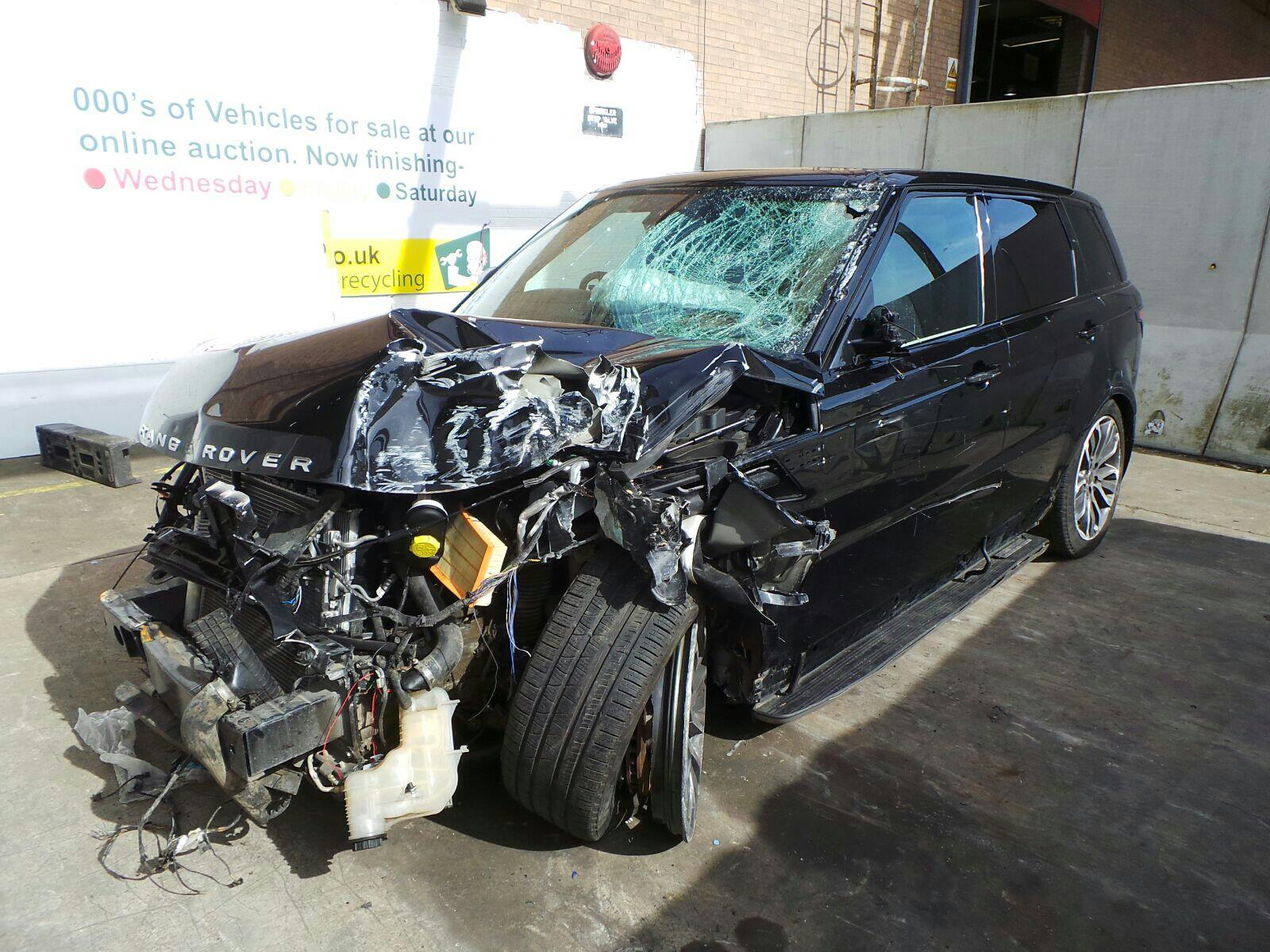 automatic used details hills hand parts ltd diesel rangeroversport recycling sport breakers landrover range vehicle salvage second car rover online land