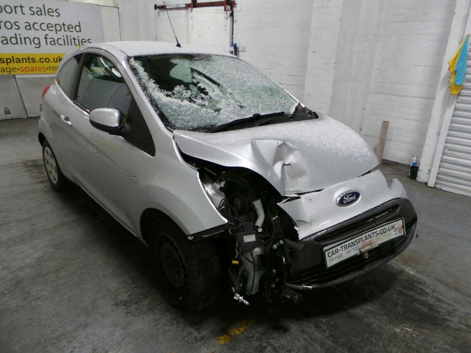 Ford Ka  Edge  Door Hatchback