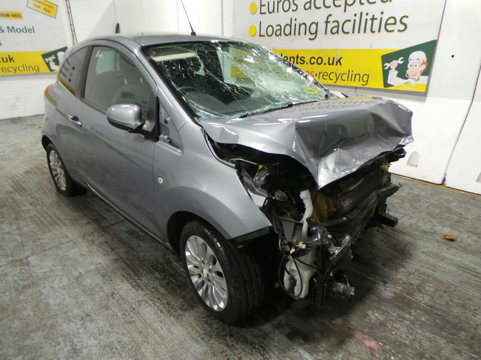 Ford Ka  Zetec  Door Hatchback