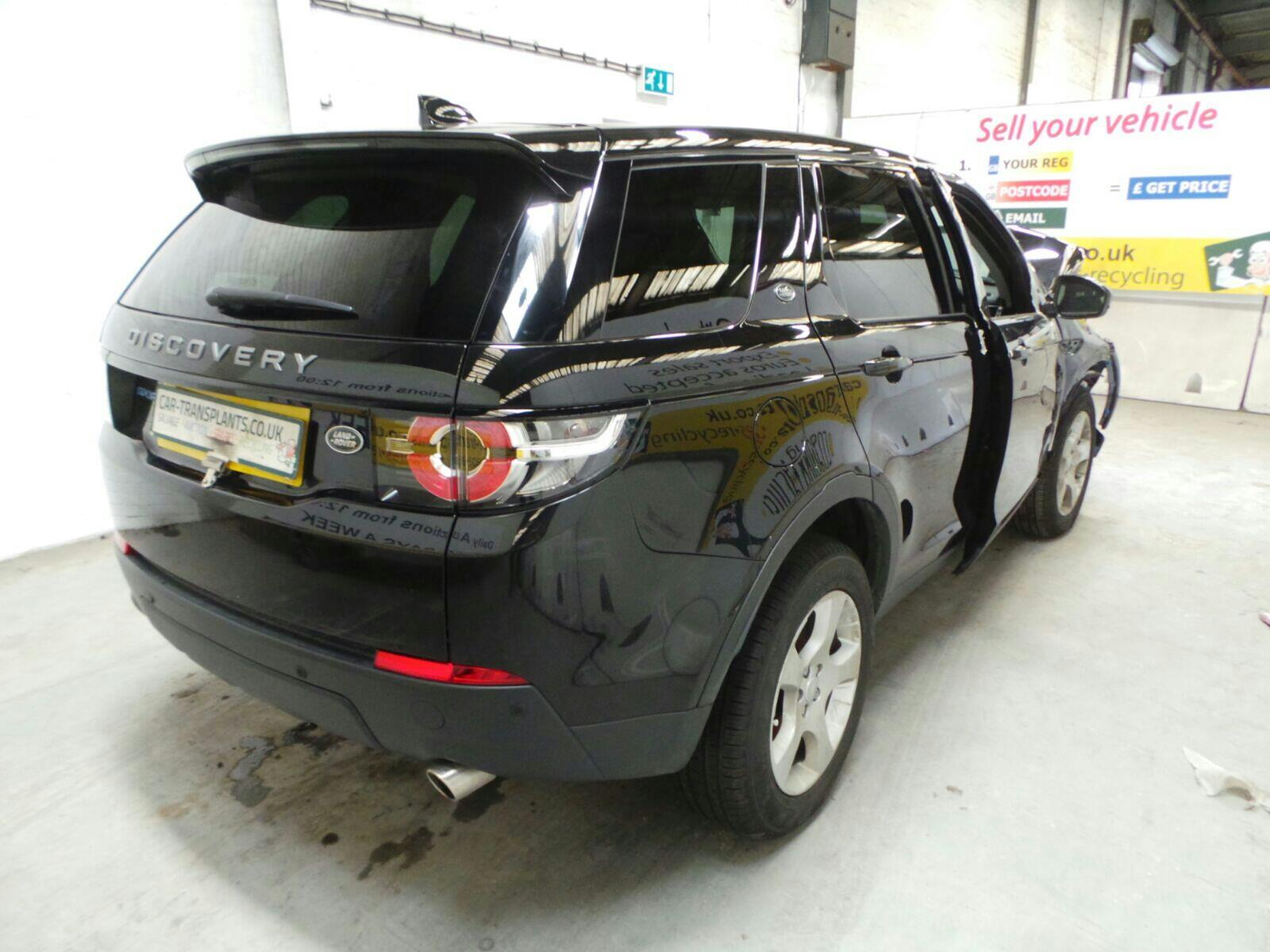 Land Rover Discovery Sport 2015 On Pure Special Edition TD4