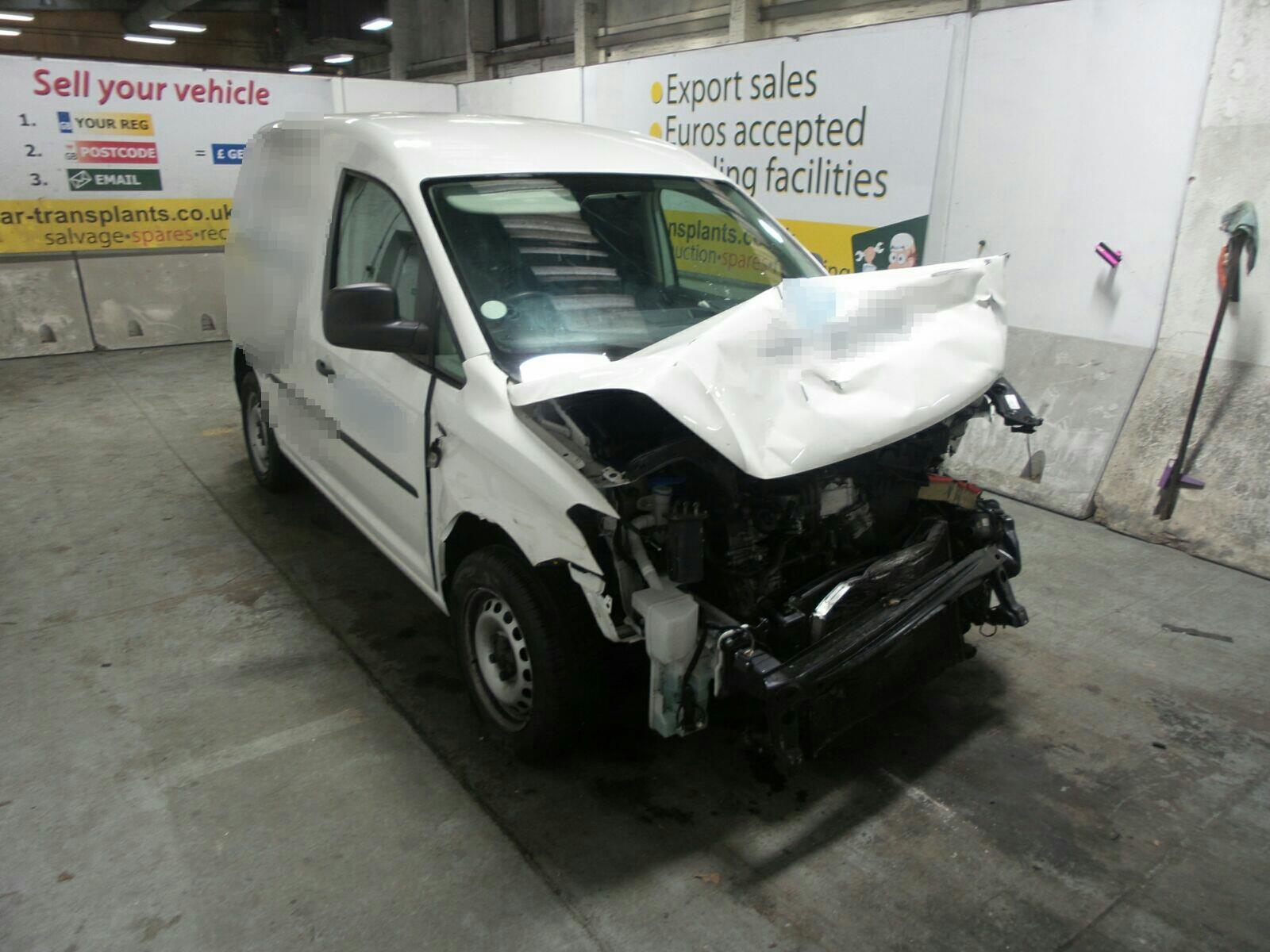 Volkswagen Caddy C20 2015 On Startline TDi 102 BMT SWB Van