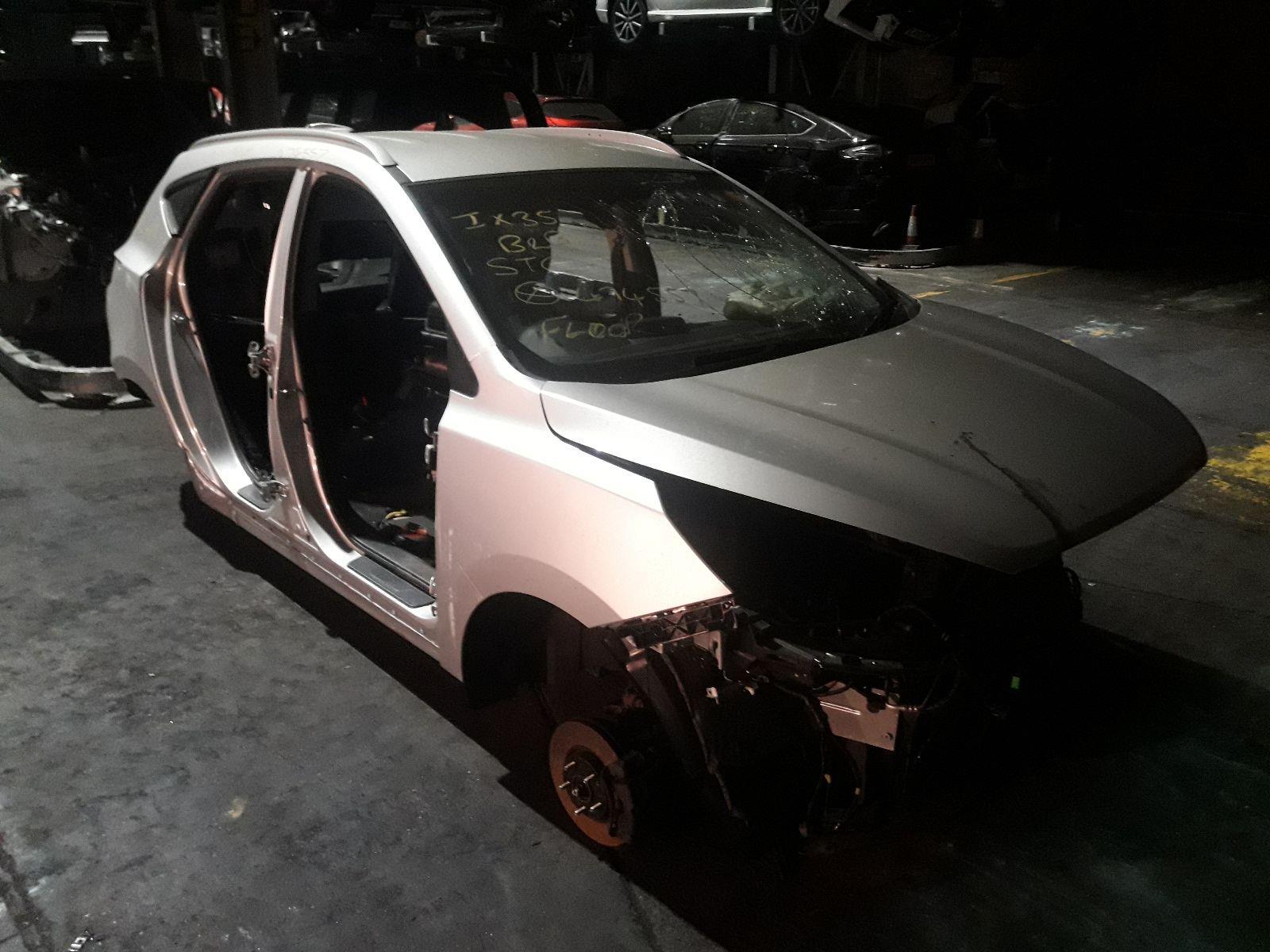 2015 Hyundai ix35 2013 On SE Nav CRDi 4WD 5 Door Estate