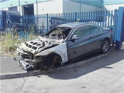 2016 BMW 4 SERIES 420d SE