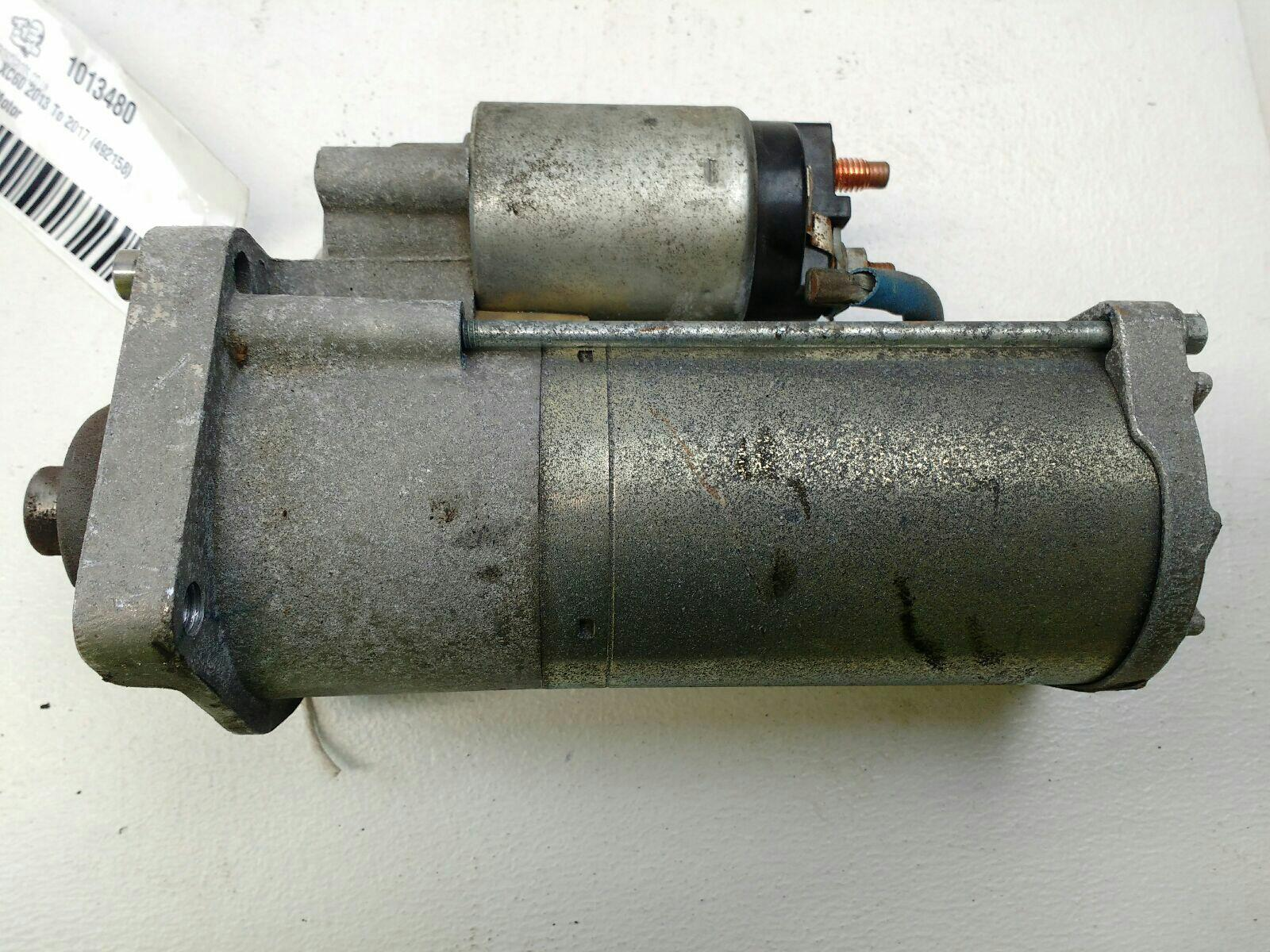 Volvo XC60 2013 To 2017 Starter Motor (Diesel / Automatic