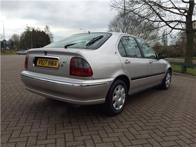 2000 Rover 45 i E 1396 Petrol Manual 5 Speed 5 Door Hatchback