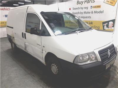 2006 CITROEN DISPATCH Enterprise