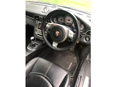 2007 Porsche  911 Turbo 3600 Petrol Manual 6 Speed 2 Door Coupe