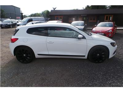2013 Volkswagen Scirocco GT TDi BMT Diesel Manual 3 Door Coupe
