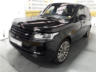 2015 LAND ROVER RANGE ROVER Autobiography SDV8 SWB 4WD