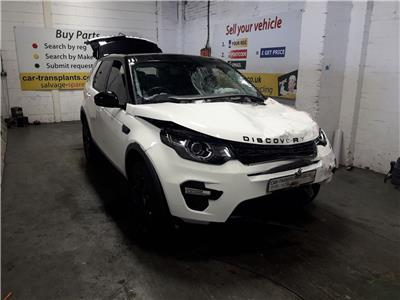 2016 LAND ROVER DISCOVERY HSE Black TD4 180 4WD