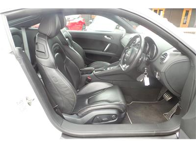 2010 Audi TT RS 2480 Petrol Automatic 7 Speed 2 Door Coupe
