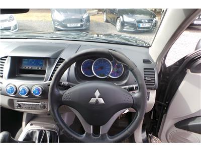 2008 Mitsubishi L200 Warrior Double Cab Diesel Manual Pick-Up