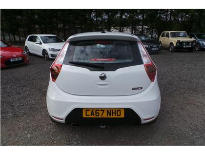 2017 Mg Motors Uk  MG3 3Form Sport VTi-Tech 1498 Petrol Manual 5 Speed 5 Door Hatchback