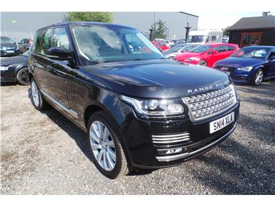 2014 LAND ROVER RANGE ROVER Autobiography SDV8 SWB 4WD