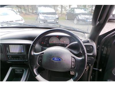 2003 Ford F150 HARLEY-DAVIDSON RHD 5.4 V8 5400 Petrol Automatic Pick-Up