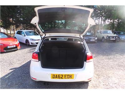 2012 Volkswagen Golf Match TDi Bluemotion Diesel Manual 5 Door Hatchback