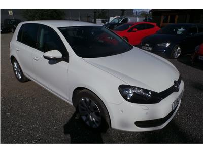 2012 Volkswagen Golf Match TDi Bluemotion Diesel Manual 5 Door Hatchback