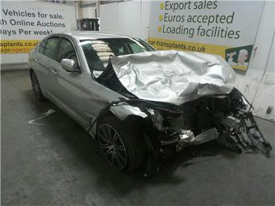 2017 BMW 5 SERIES 530e SE