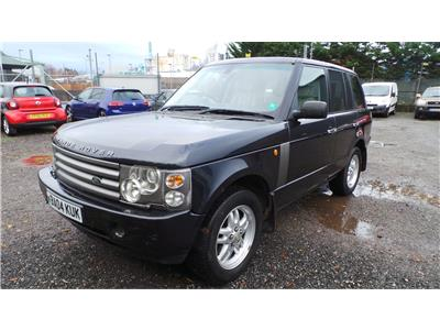 2004 Land Rover Range Rover Vogue SWB TD6 2926 Diesel Automatic 5 Speed 5 Door 4x4