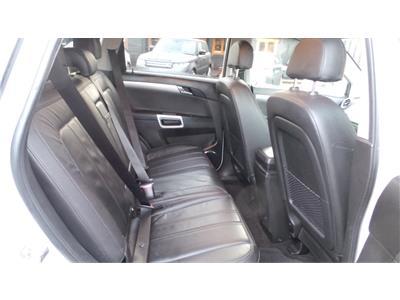 2013 Vauxhall Antara Diamond CDTi 4WD 2231 Diesel Manual 6 Speed 5 Door Estate