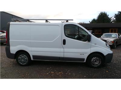 2010 Renault Trafic SL29 115 dCi 1996 Diesel Manual 6 Speed L.C.V.