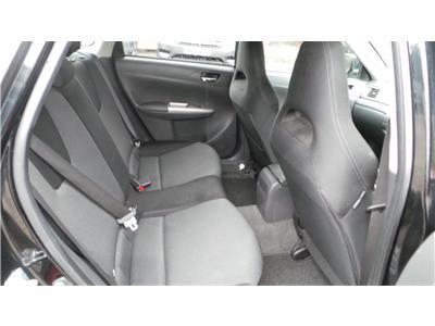 2008 Subaru Impreza RX 1994 Petrol Manual 5 Speed 5 Door Hatchback