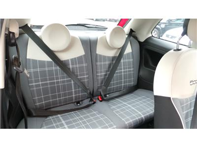 2018 Fiat 500 POP STAR 1242 Petrol Manual 5 Speed 3 Door Hatchback