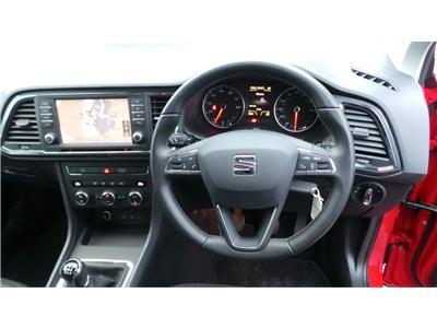 2017 SEAT Ateca SE Technology EcoTSI 1395 Petrol Manual 6 Speed 5 Door SUV