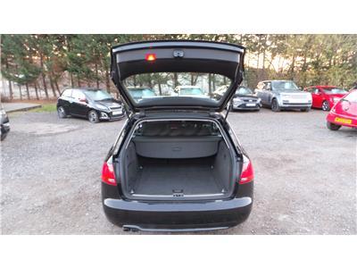 2008 Audi A4 S Line TDi 1896 Diesel Manual 5 Speed 5 Door Estate
