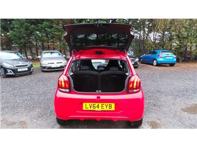 2014 Peugeot 108 Allure PureTech VTi 82 1199 Petrol Manual 5 Speed 3 Door Hatchback