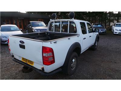 2009 Ford Ranger Double Cab 4WD 2499 Diesel Manual 5 Speed L.C.V.