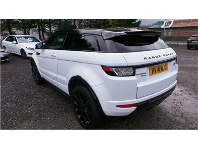 2014 Land Rover Range Rover Dynamic SD4 4WD 2179 Diesel Automatic 9 Speed 3 Door Estate