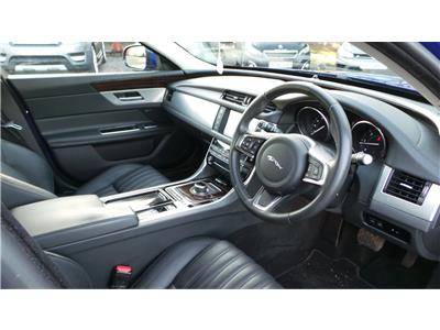 2017 Jaguar XF Portfolio 1999 Diesel Automatic 8 Speed 4 Door Saloon