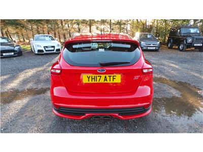 2017 Ford Focus ST 2 TDCi 1997 Diesel Manual 6 Speed 5 Door Hatchback